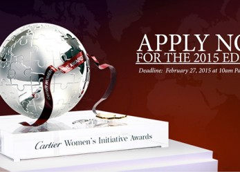 Concorso Cartier Women's Initiative