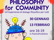 Philosophy for Community
