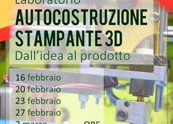 Autocostruzione Stampante 3D