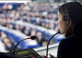 Borse di studio per interpreti alla Commissione europea