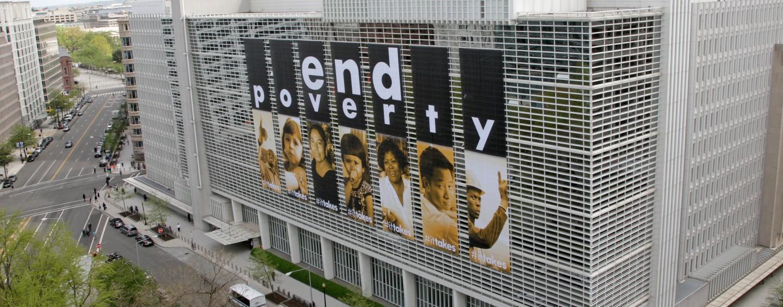 4 settimane alla Banca Mondiale