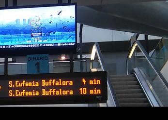 Cultura in movimento nelle stazioni della metropolitana
