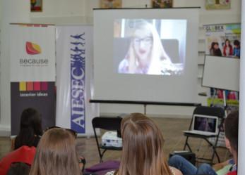 Scopri AIESEC all'Informagiovani di Brescia