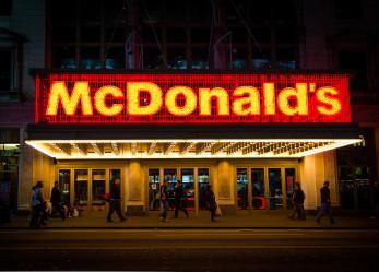 Mc Donald's ricerca personale per nuova apertura a Roncadelle