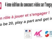 Gira un video e vola in Francia