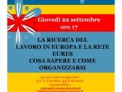 La rete Eures all'Informagiovani di Brescia
