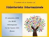 Lo SVI all'Informagiovani di Brescia