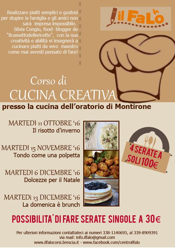 Corso Di Cucina Creativa Brescia Giovani