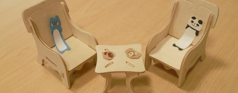 """""""Accendi la tua idea"""" progettando una sedia"""