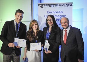Premio europeo Carlo Magno della gioventù 2017