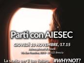 Parti con AIESEC dall'Informagiovani di Brescia