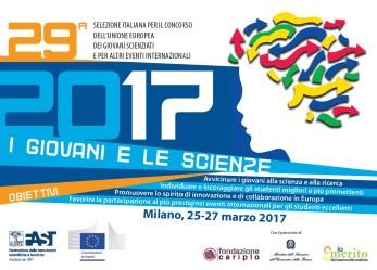 I giovani e le scienze 2017