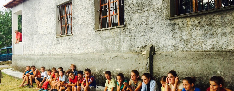 In Albania con i volontari del Sebino