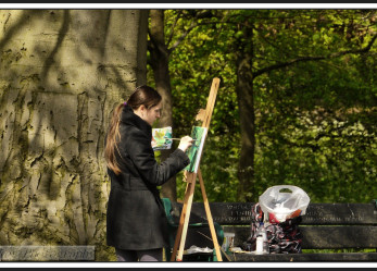 Giovani artisti visivi a Londra per 1 mese