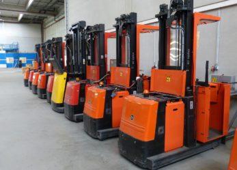 Corso gratuito per addetti alla logistica e conduzione di carrelli elevatori