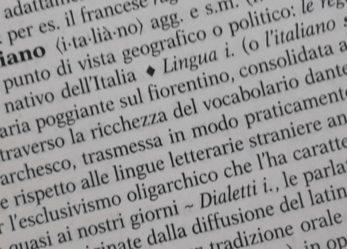 Certificazioni della lingua italiana