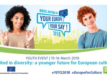 Your Europe, Your Say per le scuole secondarie di II grado