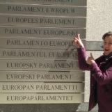 Futuri traduttori al Parlamento europeo