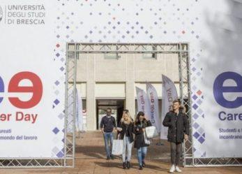 Career day 2018 all'Università di Brescia