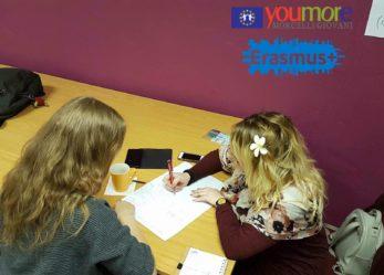 Erasmus+ all'Informagiovani con youmore
