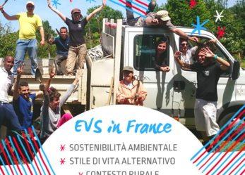 2 volontari in Francia con lo SVE