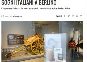 Italiani a…