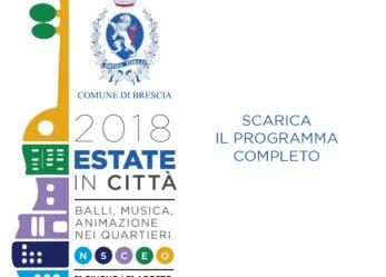 Estate nei quartieri di Brescia