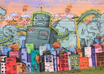 Energy Walls: dài spazio alla tua creatività su una cabina elettrica!