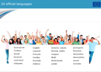 Cosa ne pensi dell'uso delle lingue nelle istituzioni dell'Unione europea?