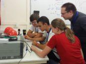 Scuole superiori in Germania per esperimenti di fisica