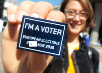 #YouthUp the European elections