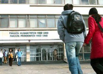 Studiare in Slovacchia