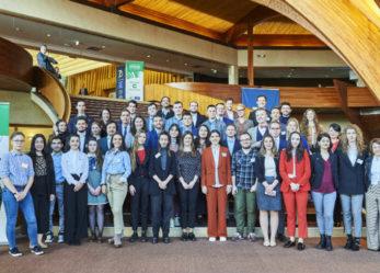 Giovani delegati al Consiglio d'Europa
