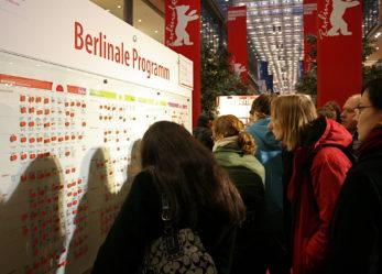 1 giovane reporter alla Berlinale