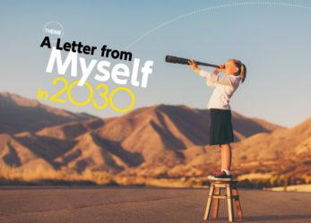 Immagina il 2030 e scriviti una lettera dal futuro