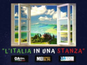L'Italia in una stanza-Musica, cultura e sport insieme per combattere il coronavirus