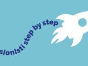 Professionisti step by step – i 4 passi da fare per avviare un'attività