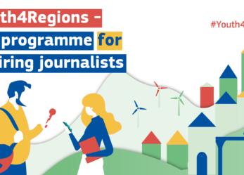 Youth4Regions per studenti di giornalismo e giovani giornalisti
