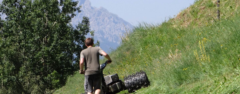Bio-eroi per la montagna spiegati dalle tue foto