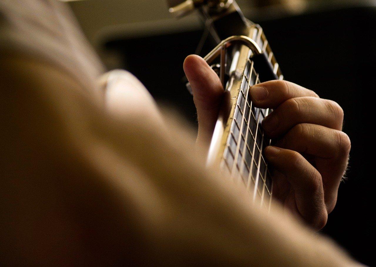 chitarra classica suonata