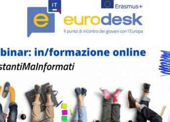 I webinar di Eurodesk