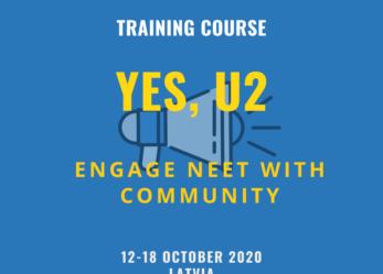 NEET e comunità: un corso