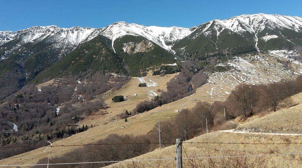 montagne del veronese