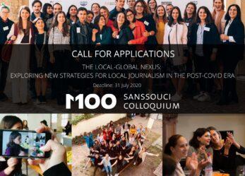 M100 Young european journalists workshop