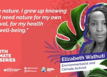 Una serie sul clima in vista della COP26