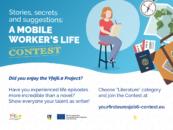 Concorso: la tua storia di mobilità professionale in Europa