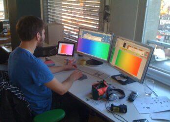 Tirocinio in Graphic Design a Bruxelles