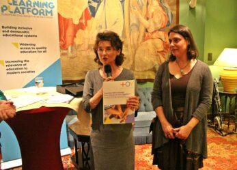Premio: apprendimento permanente per società sostenibili