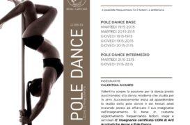 CORSI DI POLE DANCE