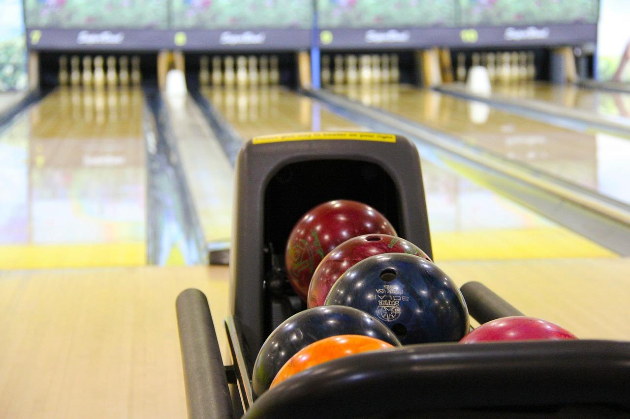 palle da bowling